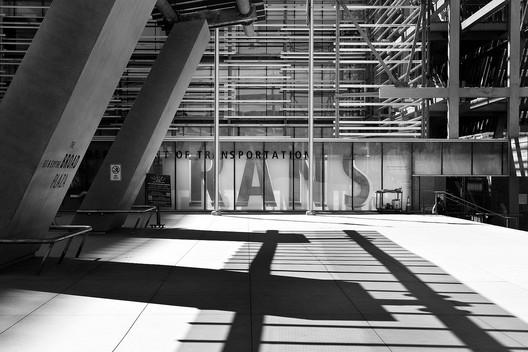 Caltrans Headquarters, Los Angeles, CA. Image © Naquib Hossain, Flickr User naquib
