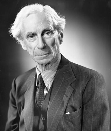 Bertrand Russell. Image © Wikimedia Commons