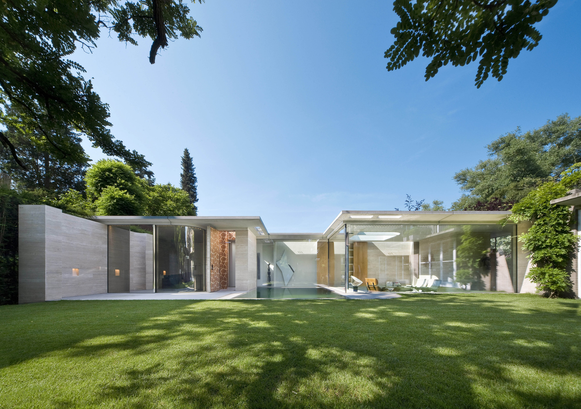 House IV / De Bever Architecten, © Norbert van Onna