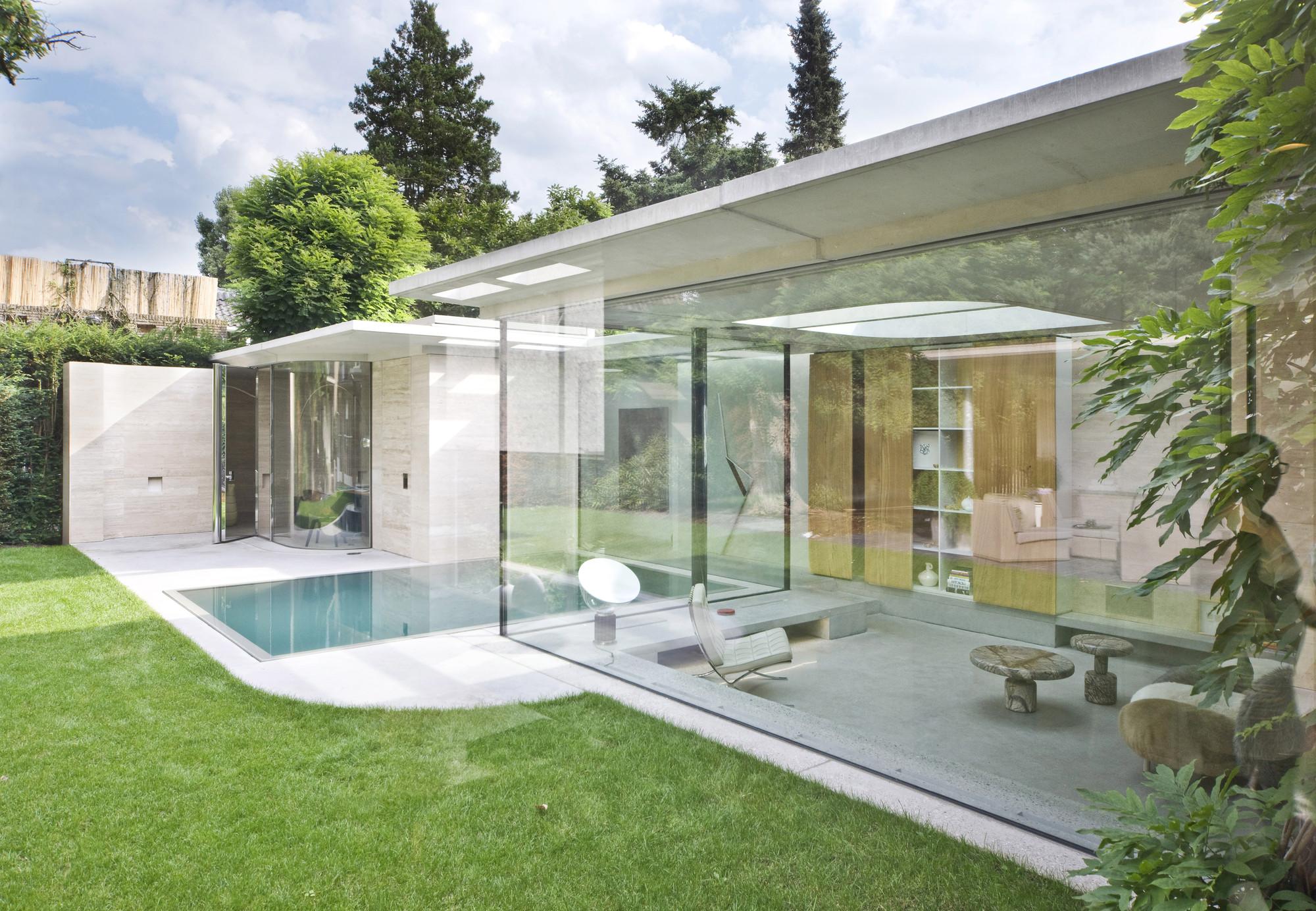 New Concrete House Wespi De Meuron Archdaily