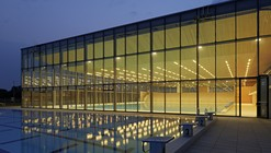 Swimming Center Vijuš / SANGRAD architects + AVP Arhitekti