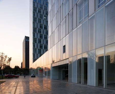 via WSP Architects. Imagen Cortesía de Arena International