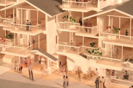 via TeMaLi Architects. Imagen Cortesía de Arena International