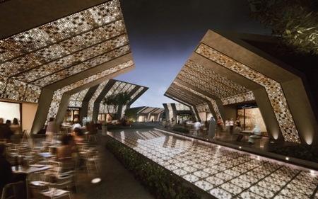 via MZ Architects. Imagen Cortesía de Arena International