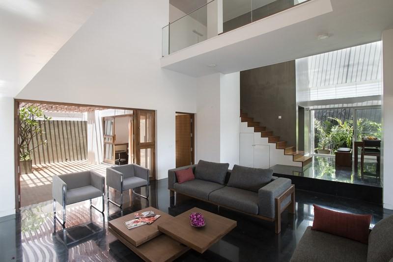 892 The Paradigm Living Room Set Grey: Pete Mane / Architecture Paradigm