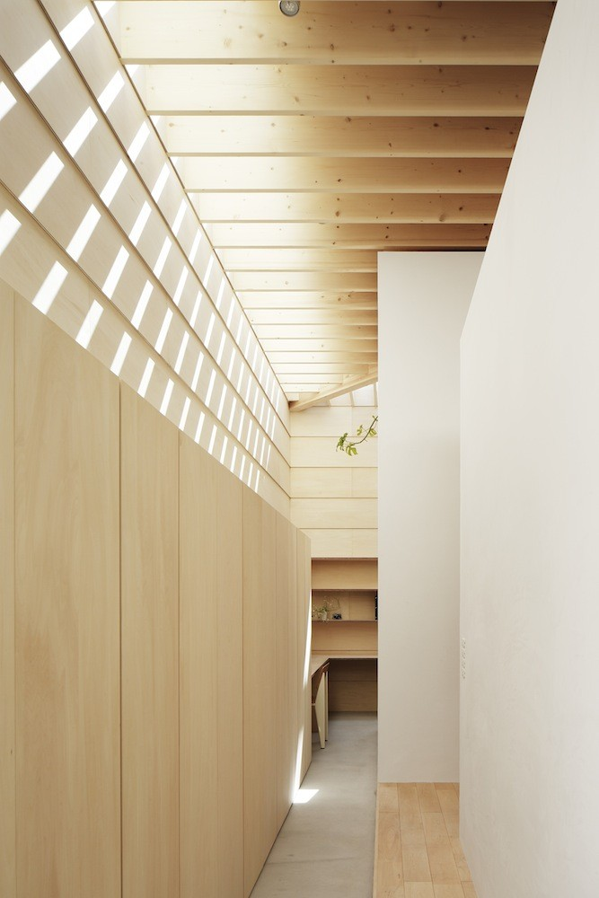Light Walls gallery of light walls house / ma-style architects - 23