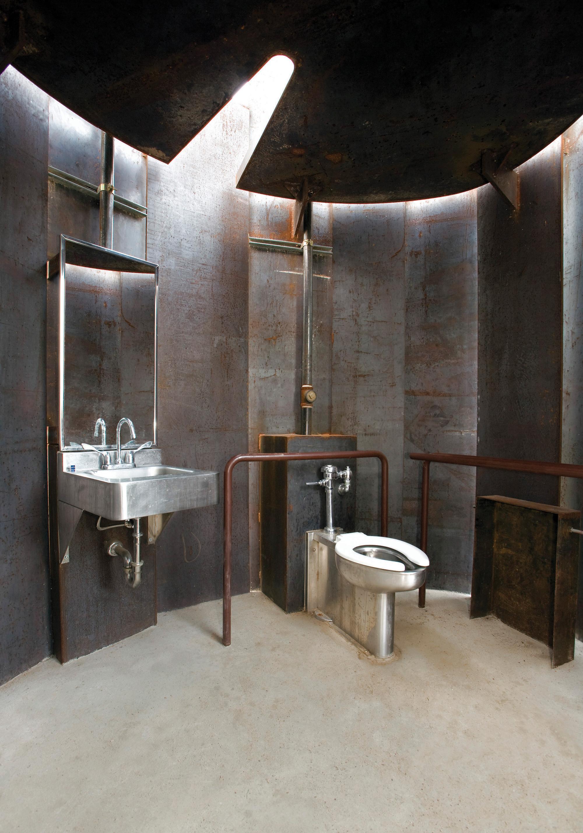 Galeria de Banheiro Público / Miro Rivera Architects 4 #756756 2000 2856