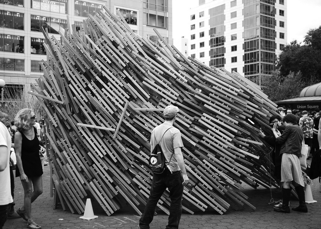 Sukkah City: An Architectural Take on an Old Tradition, Courtesy of oxbowlakefilms.com