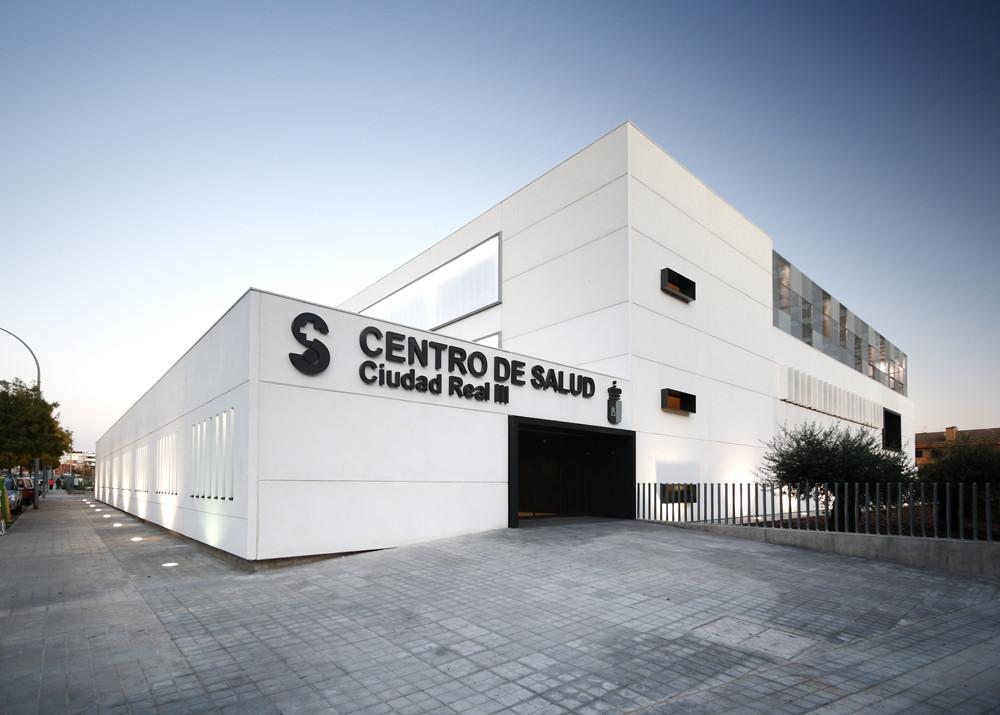 Archivo centros de salud plataforma arquitectura - Centro de salud aravaca ...