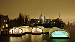 Badeschiff / Wilk-Salinas Architekten