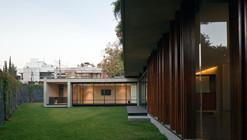 Fuentes House / DMP Arquitectura