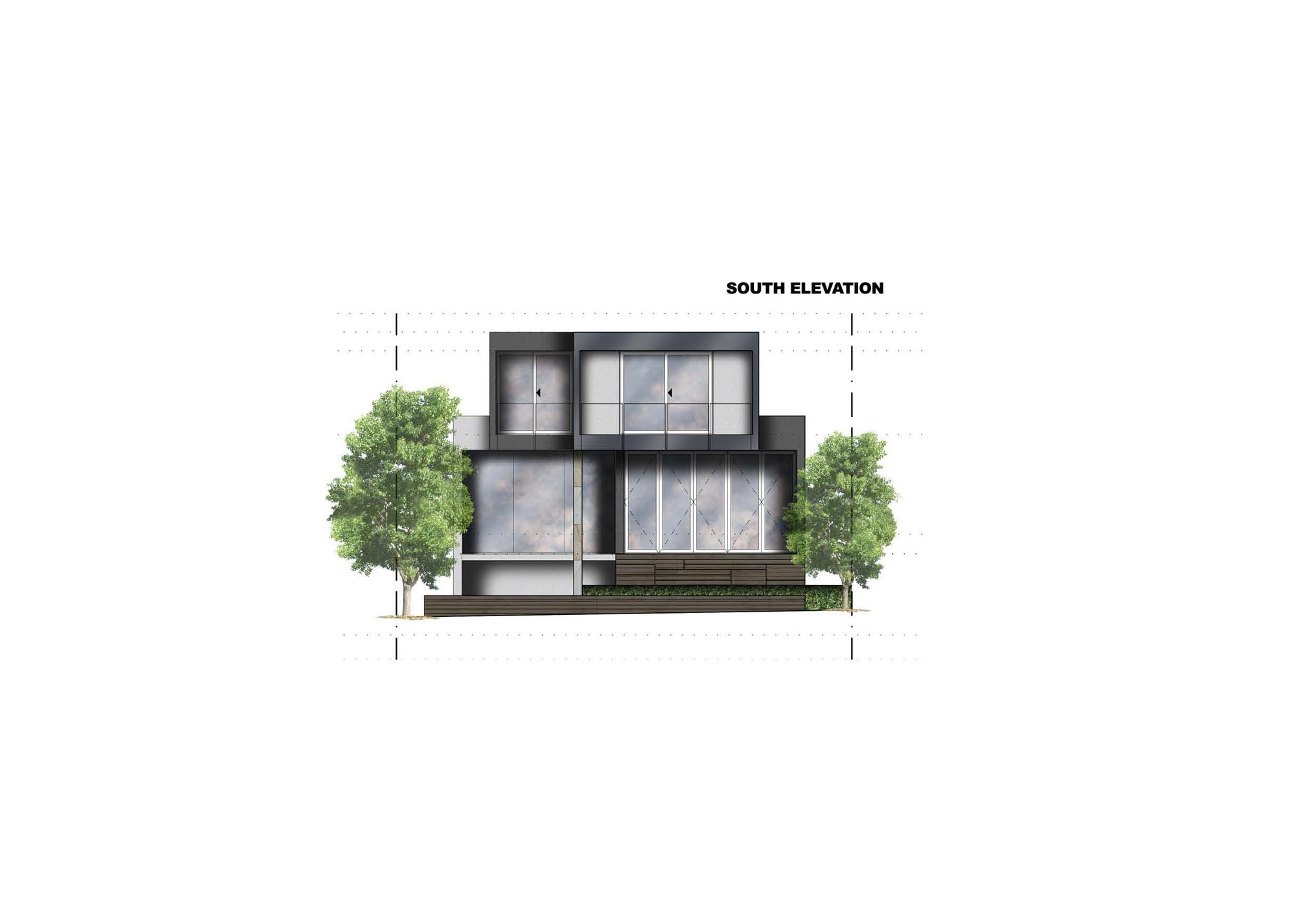 Gallery Of Box House Zouk Architects 16