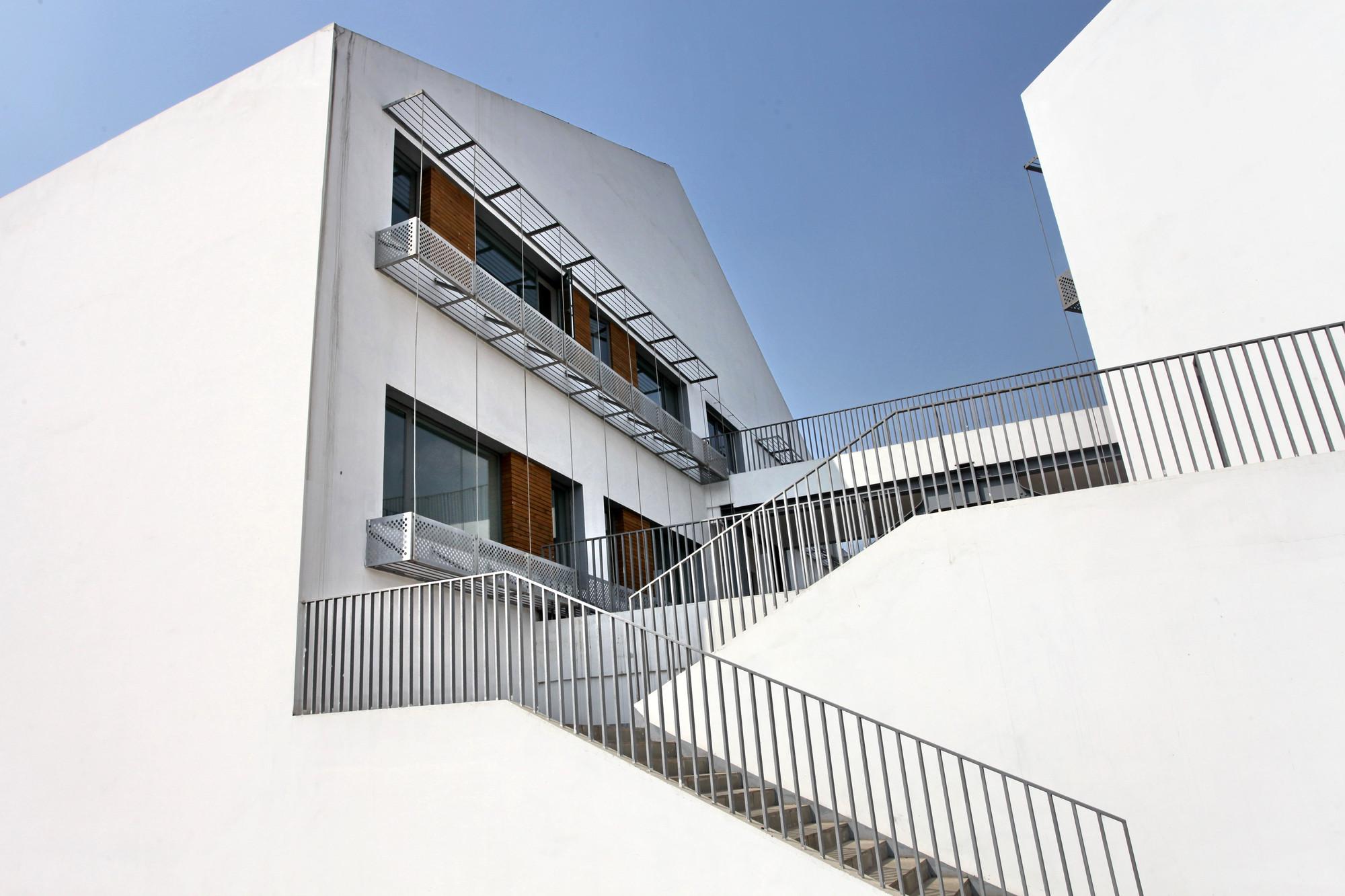 Deyang school for deaf intellectually disabled children Architectural design ltd