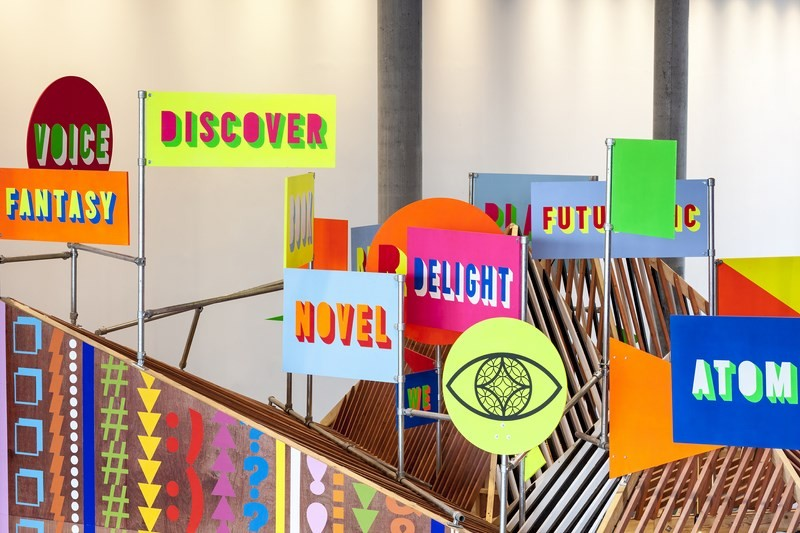 The pavilion at library of birmingham studio myerscough for 4 seasons salon hoover