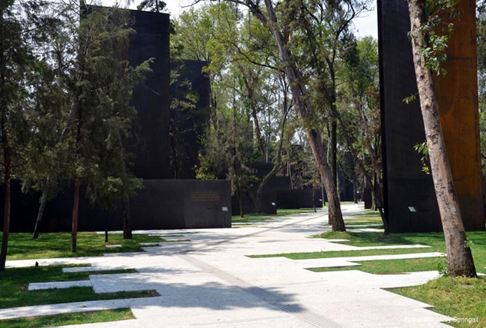 Memorial de las Víctimas de la Violencia / Gaeta Springall Arquitectos