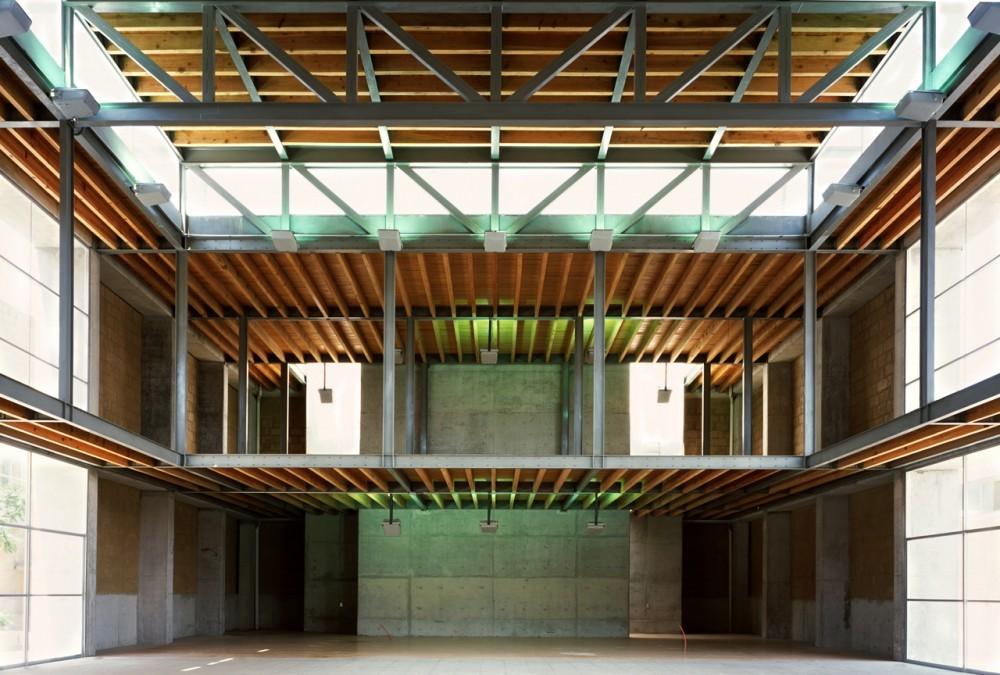 Sala para Personas con Discapacidad Visual / Taller de Arquitectura Mauricio Rocha