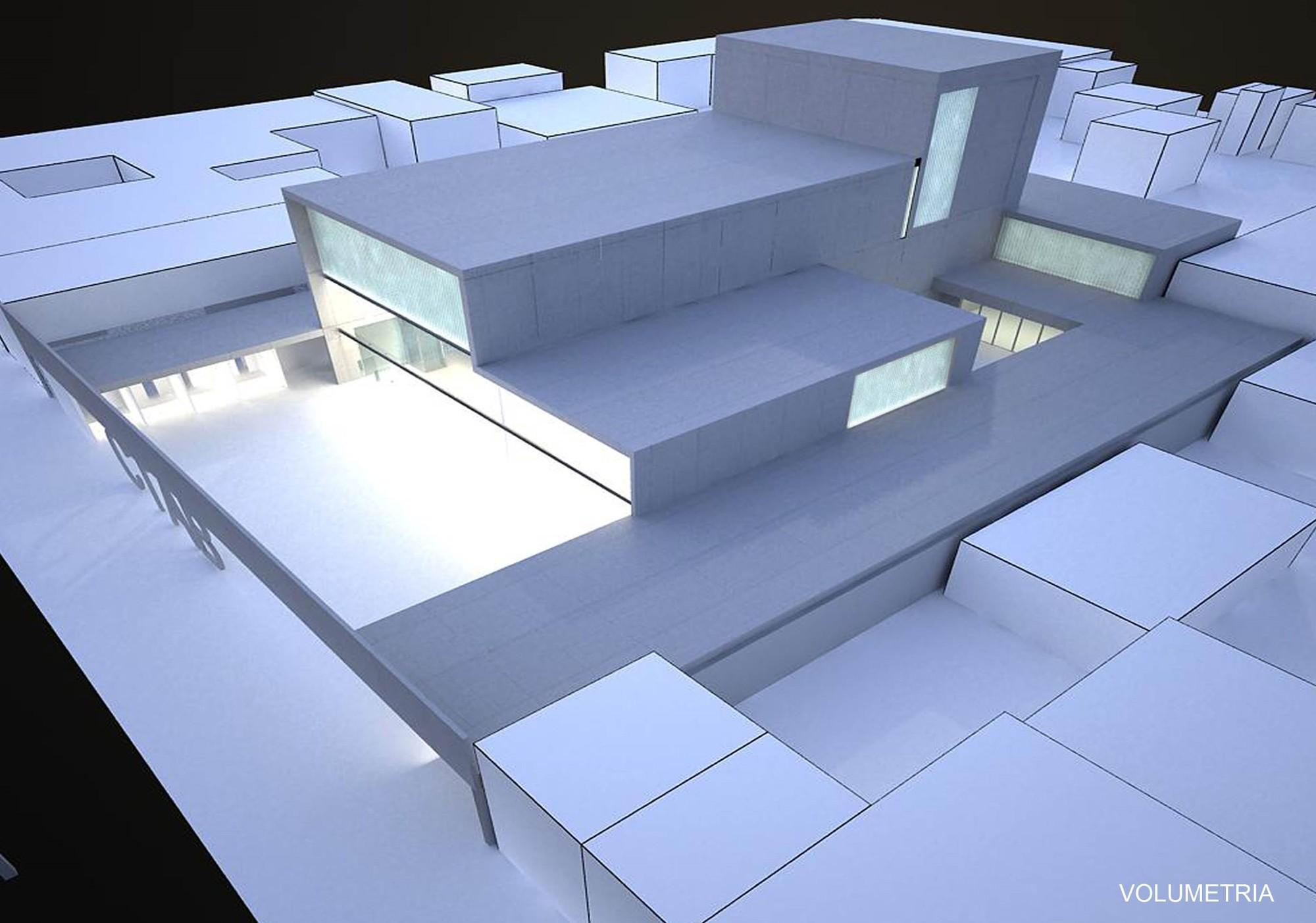 Primer Lugar. Image Courtesy of Colegio de Arquitectos de la Provincia de Buenos Aires