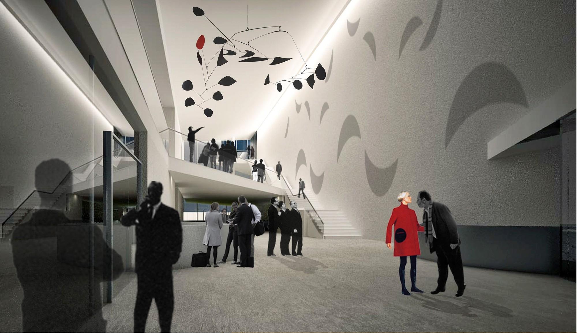 Segundo Lugar. Image Courtesy of Colegio de Arquitectos de la Provincia de Buenos Aires