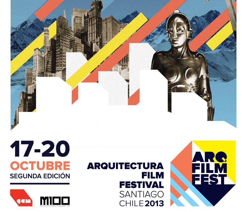 ARQFILMFEST 2013, Courtesy of ARQFILMFEST Santiago