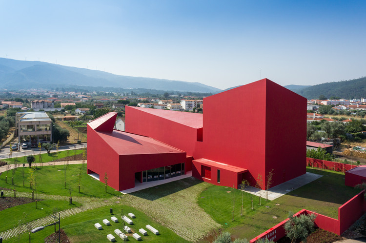 House of the Arts / Future Architecture Thinking, © João Morgado