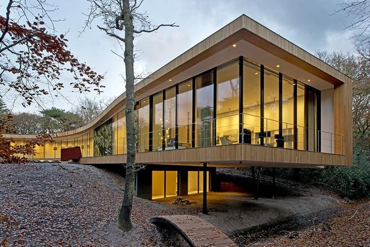 Villa K / ARCHITECTENCSK, © Fedde de Weert