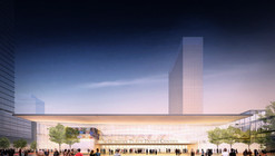 McCormick Place Event Center / Pelli Clarke Pelli Architects