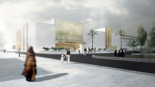 Future projects health winner: New Sulaibikhat Medical Center, Kuwait by AGI Architects