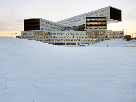 Office winner: Statoil Regional and International Offices, Norway by a-lab