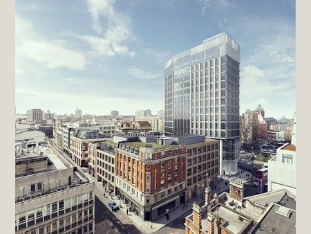 Future projects experimental winner: White Collar Factory, UK by Allford Hall Monaghan Morris