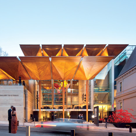 Culture winner: Auckland Art Gallery, New Zealand by Toi o Tamaki