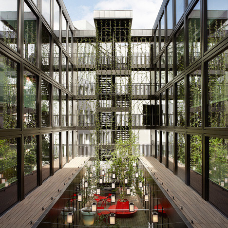 Hotel and leisure winner: citizenM London Bankside, UK by Concrete
