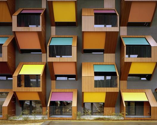 Izola Social Housing / © Tomaz Gregoric