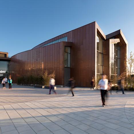 Sport winner: Splashpoint Leisure Centre, UK by Wilkinson Eyre Architects