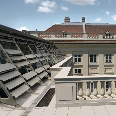 New and old winner: Conversion of the Palais Rasumofsky, Austria by Baar-Baarenfels Architects