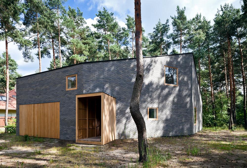 House in the woods / Hayakawa/Kowalczyk , © Marcin Czechowicz