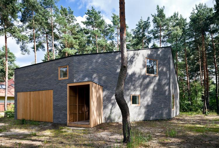 Casa en el Bosque / Hayakawa/Kowalczyk , © Marcin Czechowicz