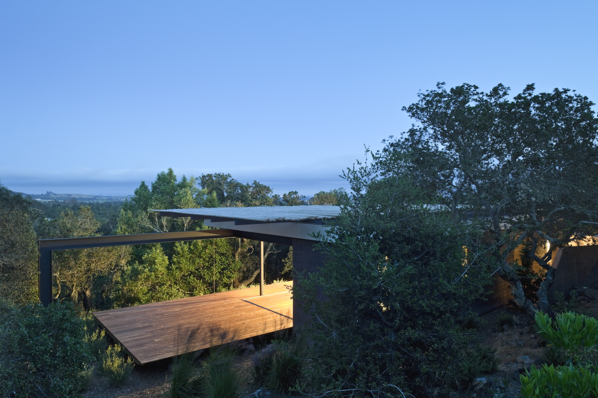 Aidlin Darling Design Receives ASLA's 2013 Professional Award , Sonoma Spa Retreat. Image Courtesy of Aidlin Darling Design