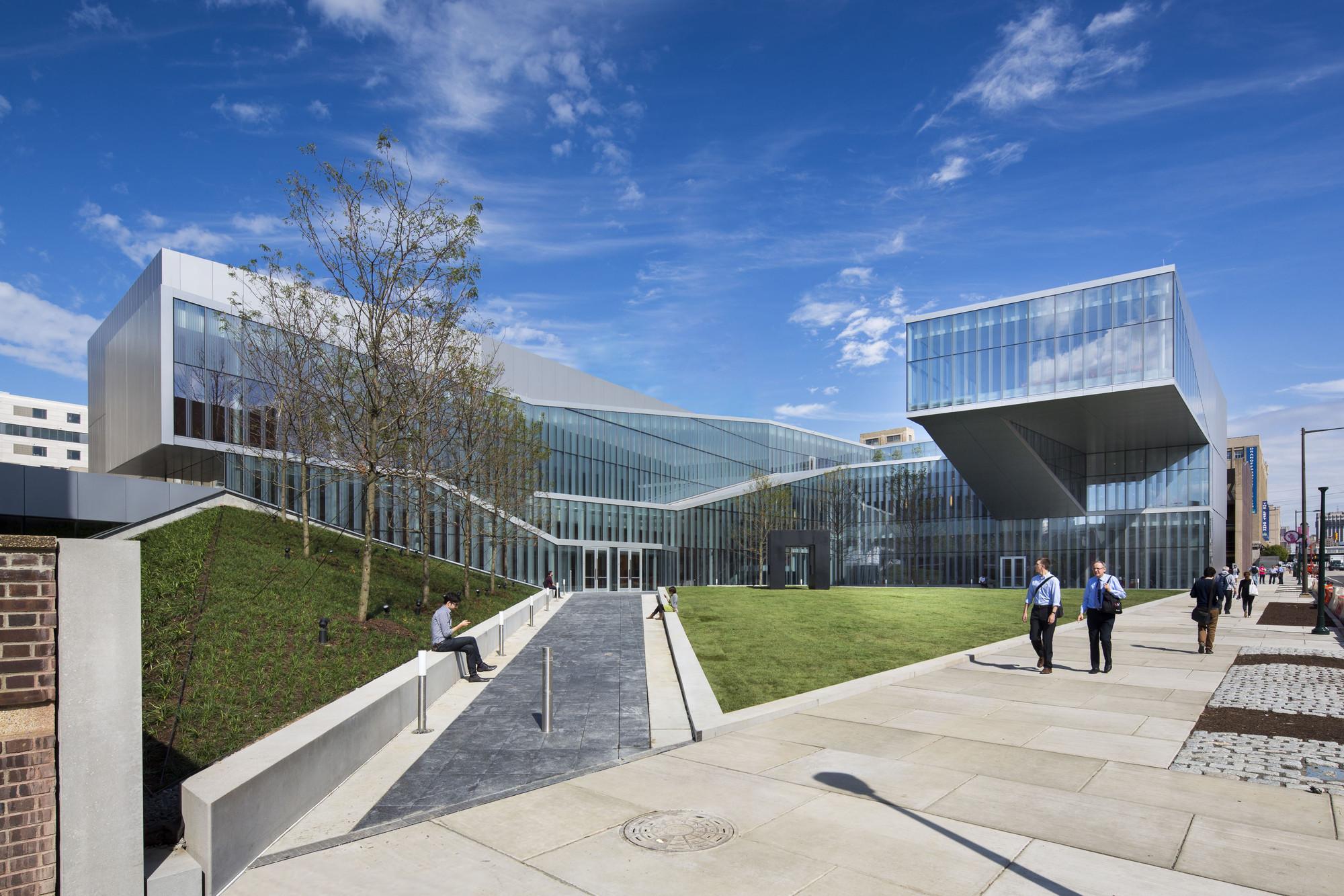 Krishna P. Singh Center for Nanotechnology / WEISS/MANFREDI, © Albert Večerka/Esto