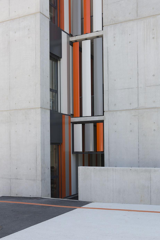 gallery of lyc e albert einstein nbj architectes fran ois privat 8. Black Bedroom Furniture Sets. Home Design Ideas