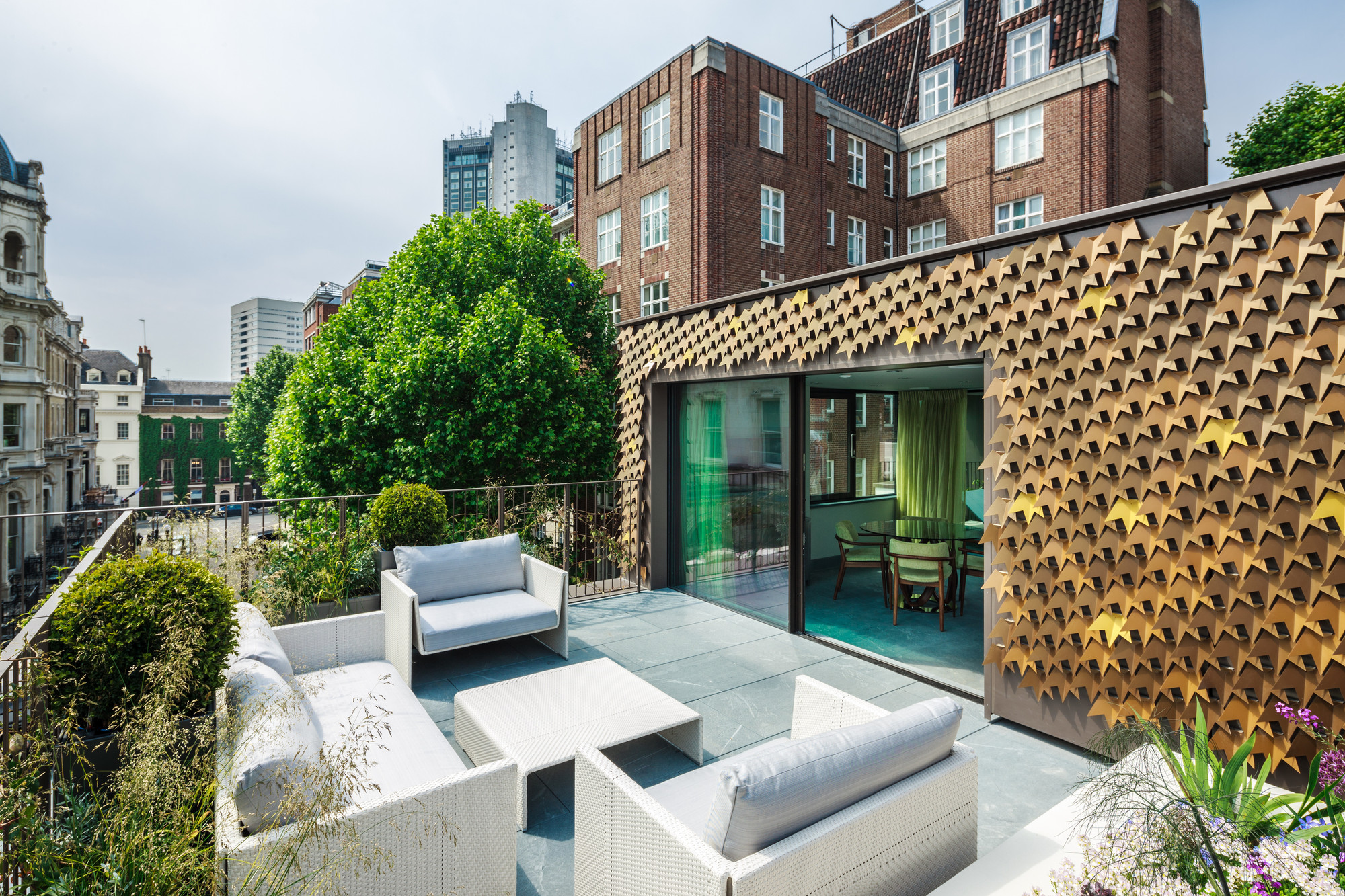 Mayfair House / Squire and Partners, © Gareth Gardner