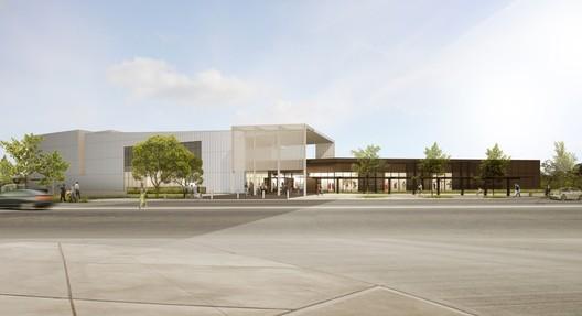 Tacoma Art Museum Expansion. Image © Olson Kundig Architects