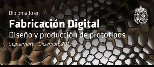 Diplomado en Fabricación Digital PUC / Diseño y Producción de Prototipos [¡Sorteamos dos medias becas!]