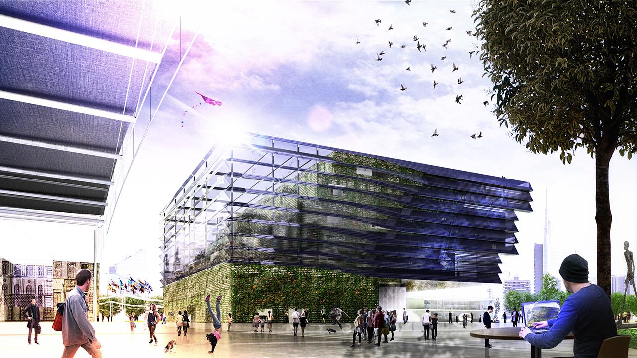 Propuesta para el Pabellón Italiano de la Expo Milán 2015 / Paolo Venturella, © wemage