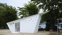 Hiroshima Park Restrooms: Absolute Arrows / Future Studio