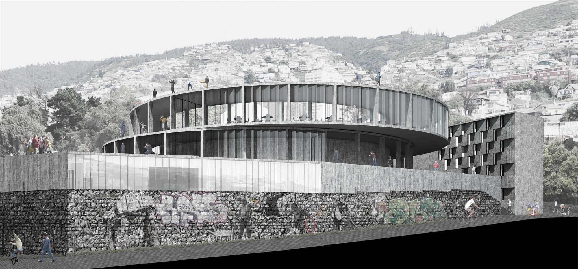 Courtesy of Tidy + Cáceres + Lazo Arquitectos