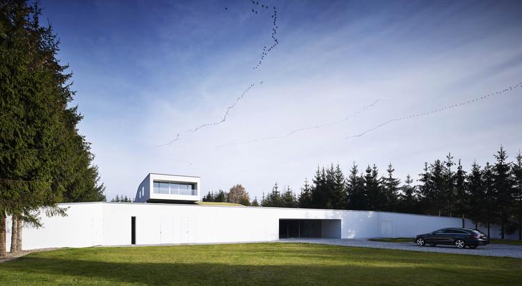 Autofamily House / KWK PROMES, © Juliusz Sokołowski