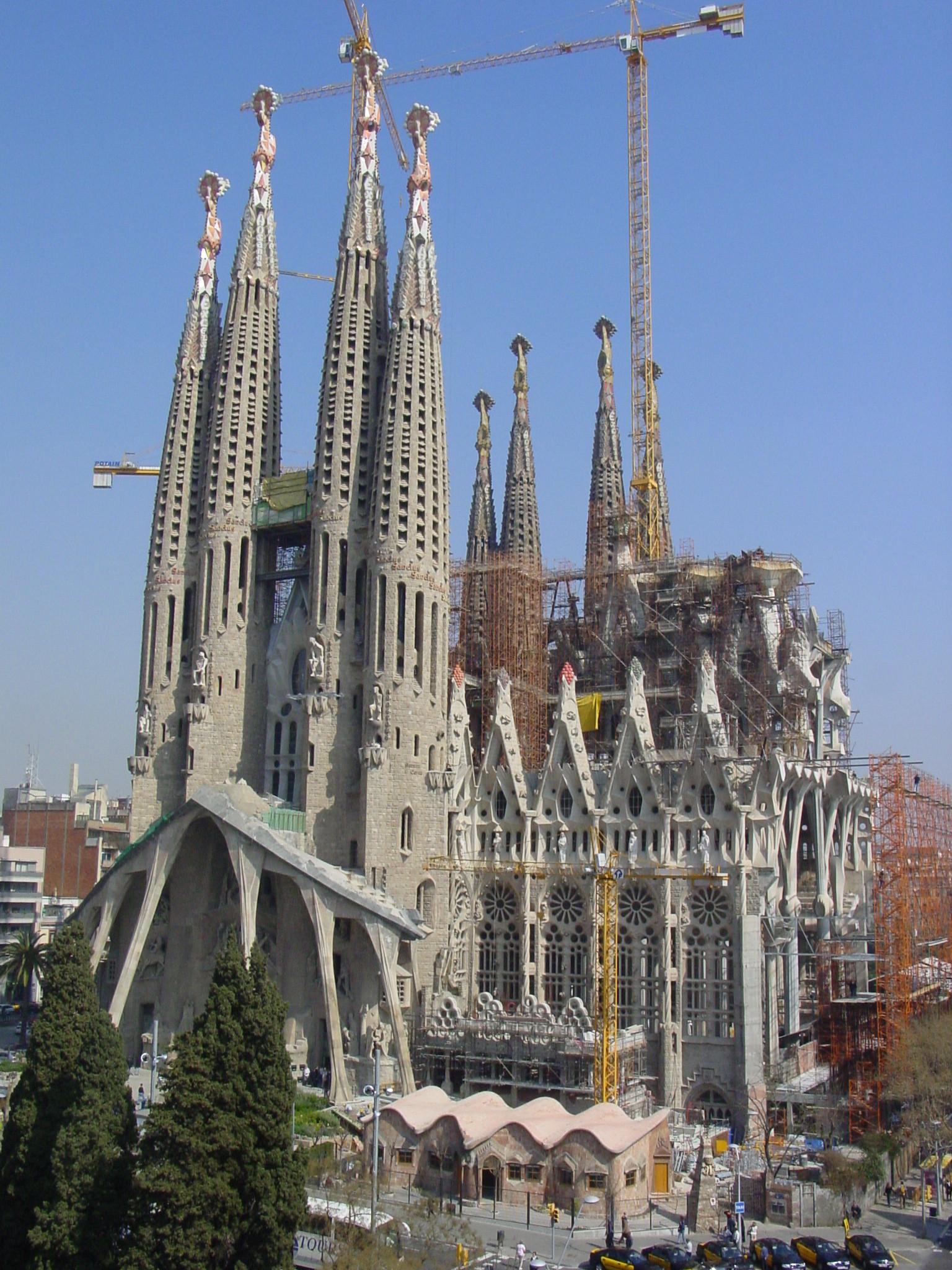 Gallery of AD Classics: La Sagrada Familia / Antoni Gaudi - 32