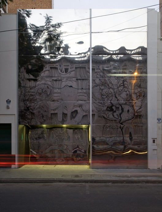 Clínica Proar / Rafael Iglesia, © Gustavo Frittegotto