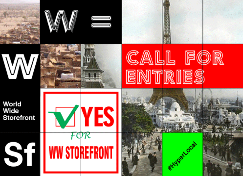 WWStorefront - Call for Proposals