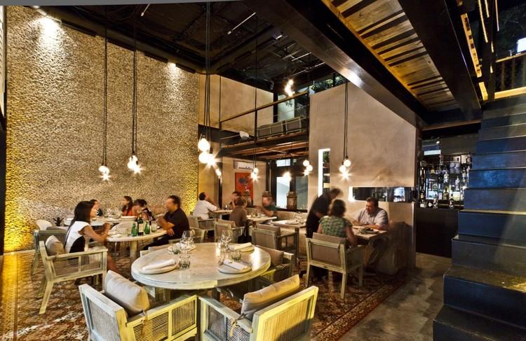 Restaurante nectar r79 plataforma arquitectura for Restaurante arquitectura